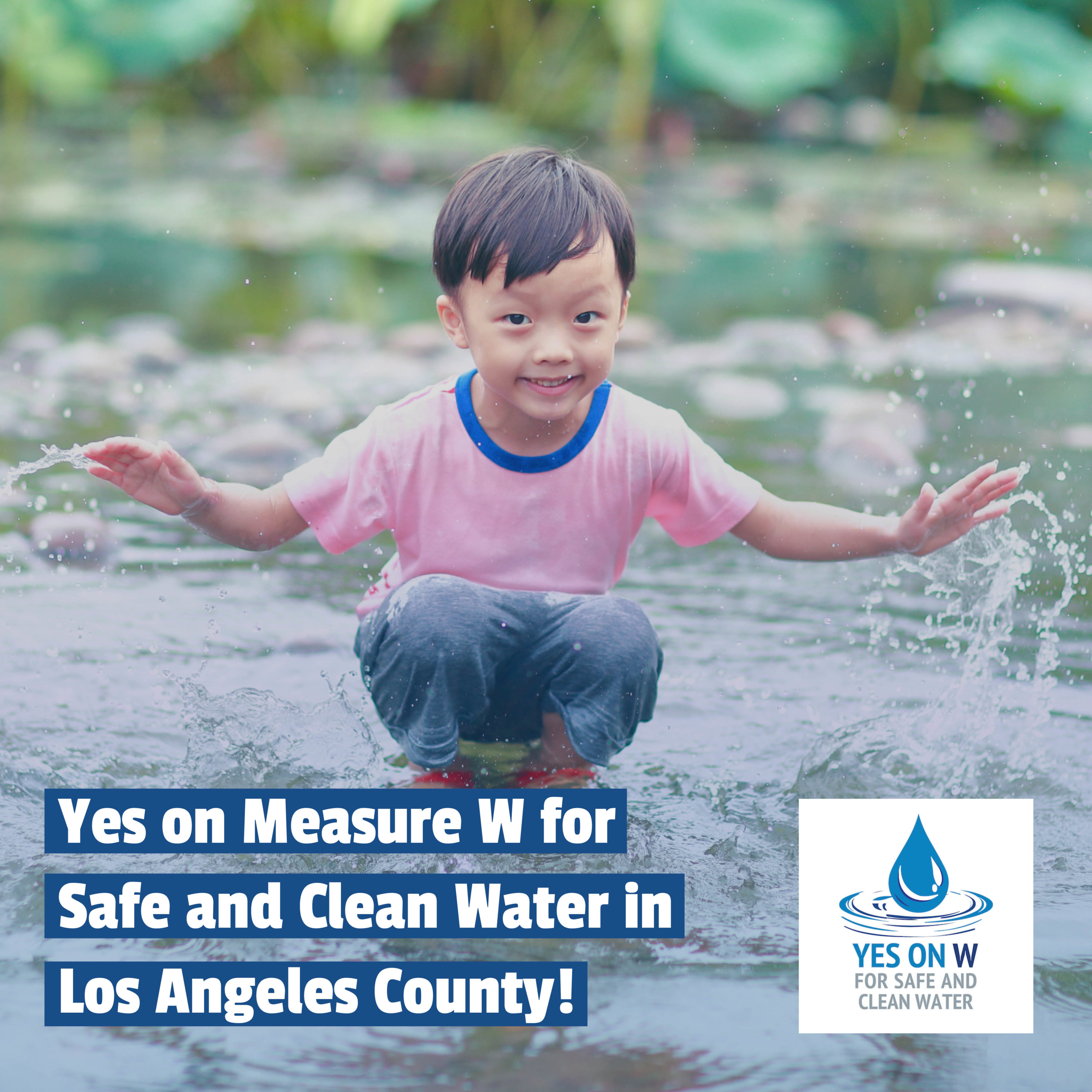 Measure W Passes- Clean Water Measure to Help Our Local Wetlands